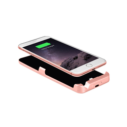 Case battery interstep for iPhone SE 2020/8/7/6 3000 mAh