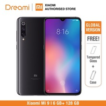 Global Version Xiaomi mi 9 128GB ROM 6GB RAM (ยี่ห้อใหม่) พร้อมสต็อก mi 9