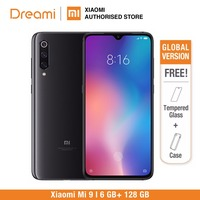 Global Version Xiaomi Mi 9 128GB ROM 6GB RAM (Brand New and Sealed) READY STOCK Mi9