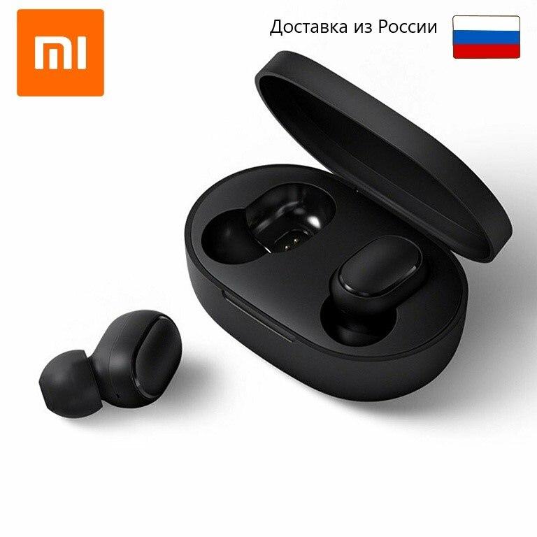 Casque sans fil Xiao mi rouge mi Airdots (mi vrai écouteurs sans fil de base) Bluetooth 5.0