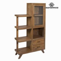 Półki Mindi wood (152x80x30 cm) kolekcja Ellegance firmy Craftenwood -