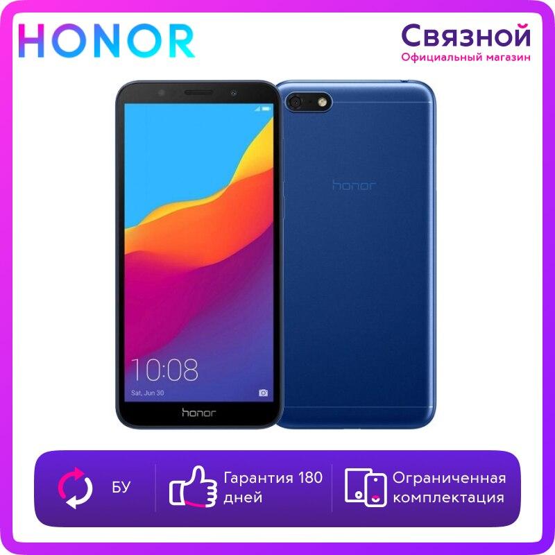 Смартфон Honor 7A Prime 32GB Как новый [ЕАС, Бывший в употреблении, Доставка от 2 дней, Гарантия 180 дней]