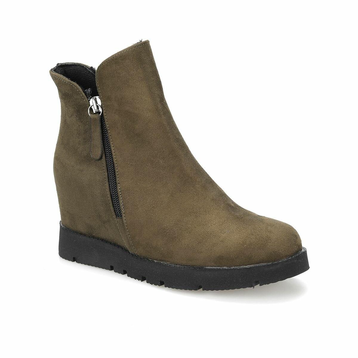 FLO FRED 56Z Khaki Women 'S Boots BUTIGO