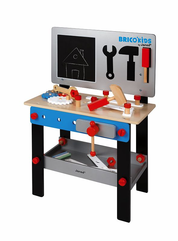Work Bench Children's Magnetic Tools