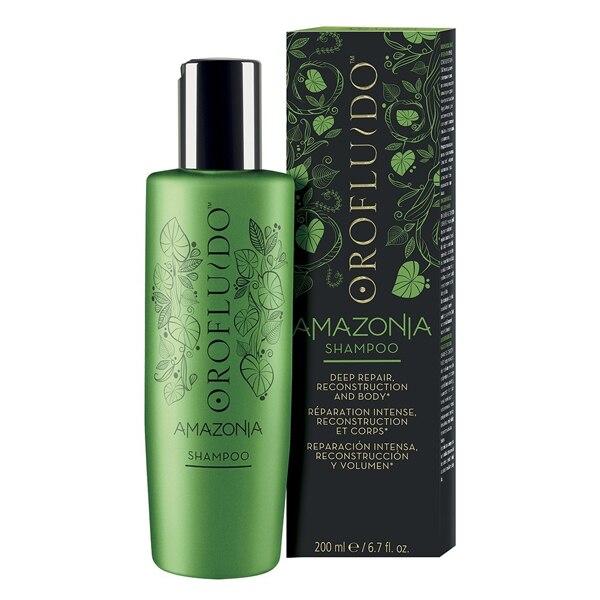 Restorative Shampoo Amazonia Orofluido (200 Ml)