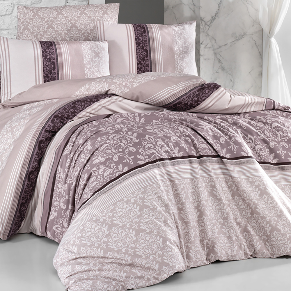 Lady Moda Bedding Set | Aura Luxury Ranforce Bed Linen Set Twin/Full/Queen/King Size 3/4/5 Pcs Duvet Cover Set From Turkey
