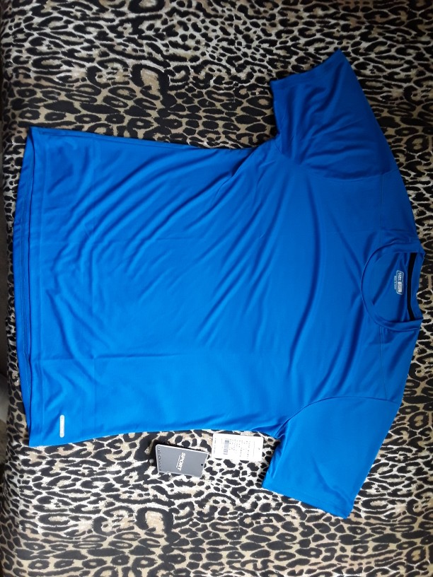 Men's Quick-Dry Gym T-Shirts photo review