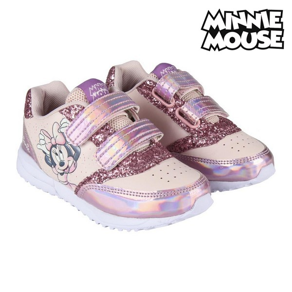 Sports Shoes For Kids Minnie Mouse 74036 Pink