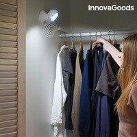 InnovaGoods Motion Sens LED Lamp 360º|  -