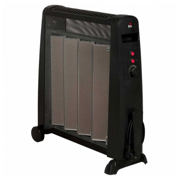 Infrared Radiator Grupo FM RM-20 2000W Black