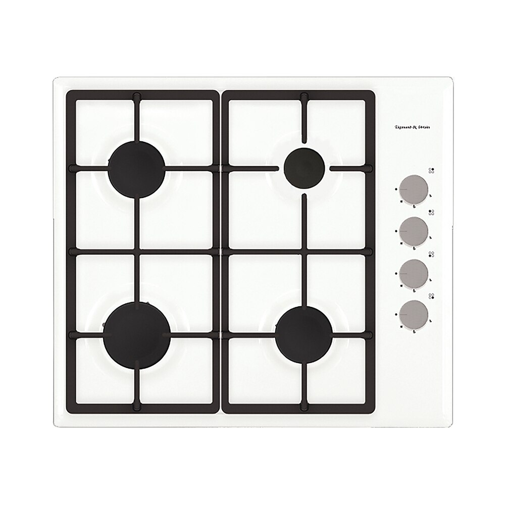 Bulit-in Gas Hobs Zigmund & Shtain GN 228.61 W Home Appliances Major Appliances Bulit-in Hobs Cooking Unit Panel Surface
