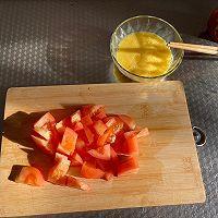 鸡蛋西红柿汤挂面的做法图解2