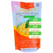 Noodle Konjac Taste Spinach