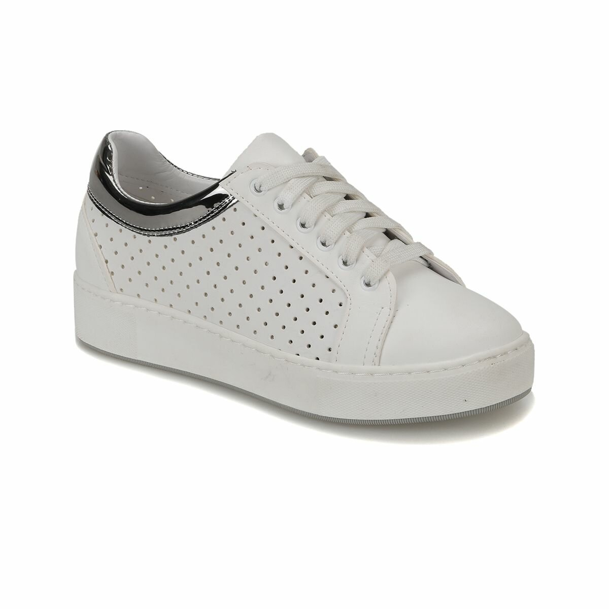 FLO CONTESSA33Z White Women 'S Sneaker Shoes BUTIGO