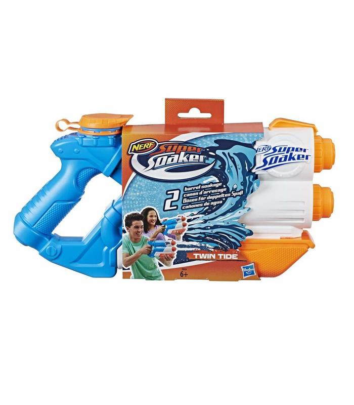 Nerf Gun Supersoaker Twin Tide Toy Store
