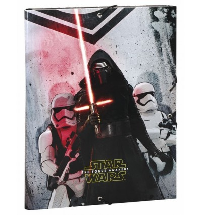 FOLDER FOLIO 3 LAPELS STAR WARS EPISO