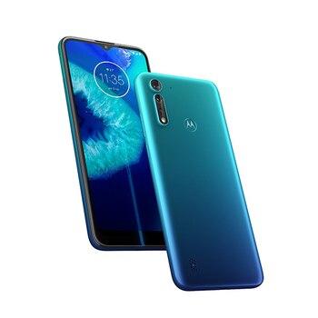Перейти на Алиэкспресс и купить Motorola Moto G8 Power Lite, объемом памяти 4 Гб/64 ГБ синий (арктический голубой) Dual SIM XT2055-1
