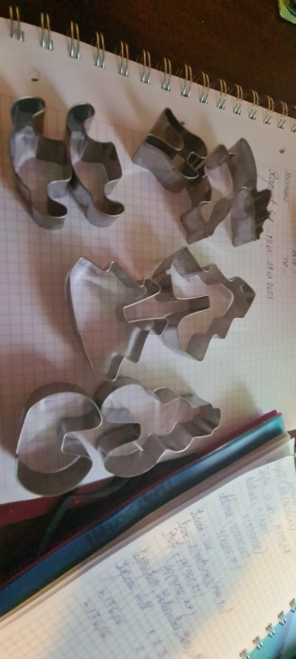Christmas Day Animal Figure Clip Art Metal photo review
