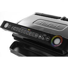 Гриль Tefal Optigrill+ XL GC722D34 Black Edition
