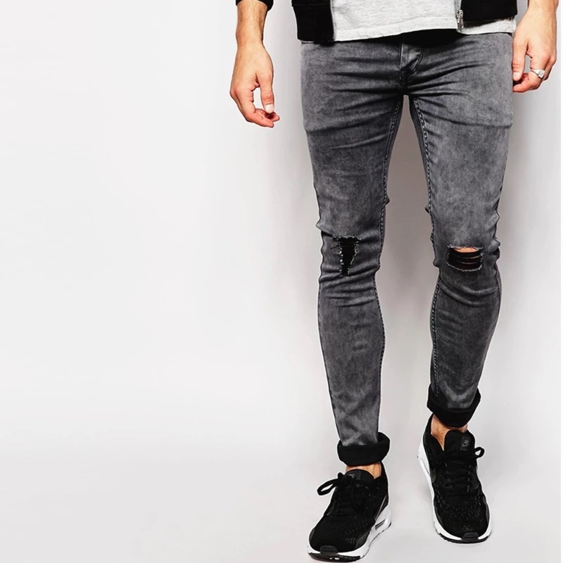 Close-fitting Jeans Denim LOTFEEL