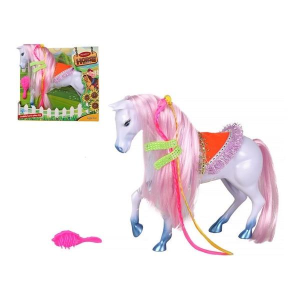 Horse 118329 White