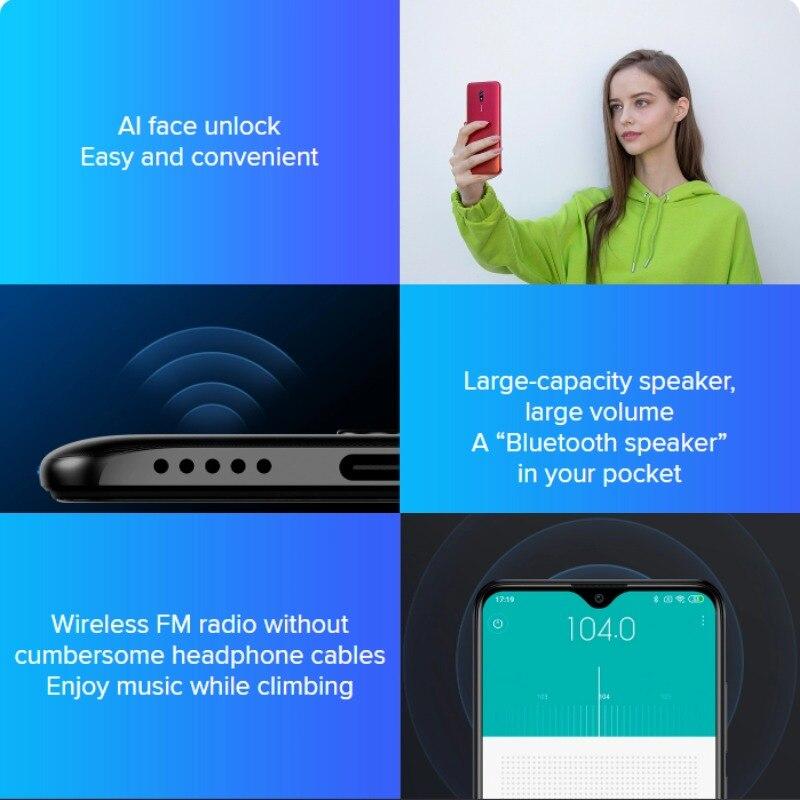 Global Version Xiaomi Redmi 8A 32GB ROM 2GB RAM (LATEST ARRIVALS!!) 8a32gb Smartphone Mobile