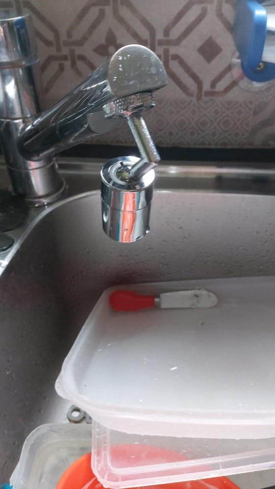 Universal Splash Filter Faucet photo review