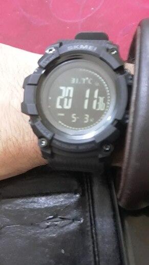 -- Relógios Homens Pedômetro