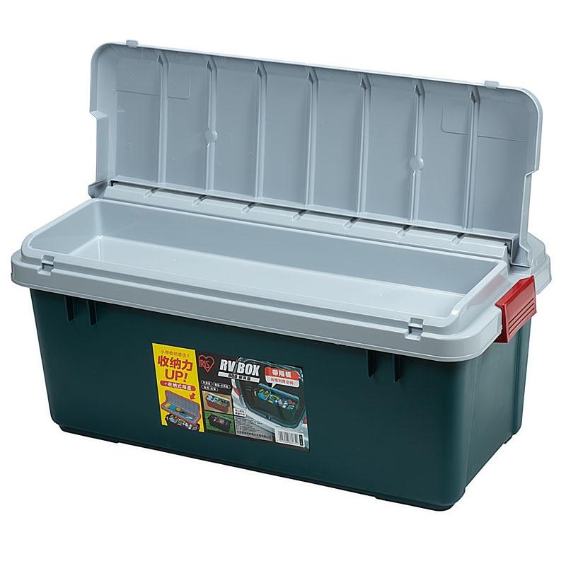 Экспедиционный ящик IRIS RV BOX 800С / Айрис бокс 800 c двойной разделенной крышкой, 80 литров. Скидка на комплект 4 шт.|Задние багажники и аксессуары| | АлиЭкспресс