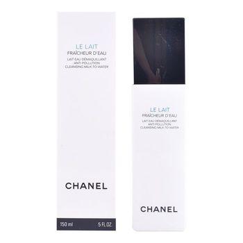 Make Up Remover Cream Le Lait Fraîcheur D'eau Chanel (150 ml)