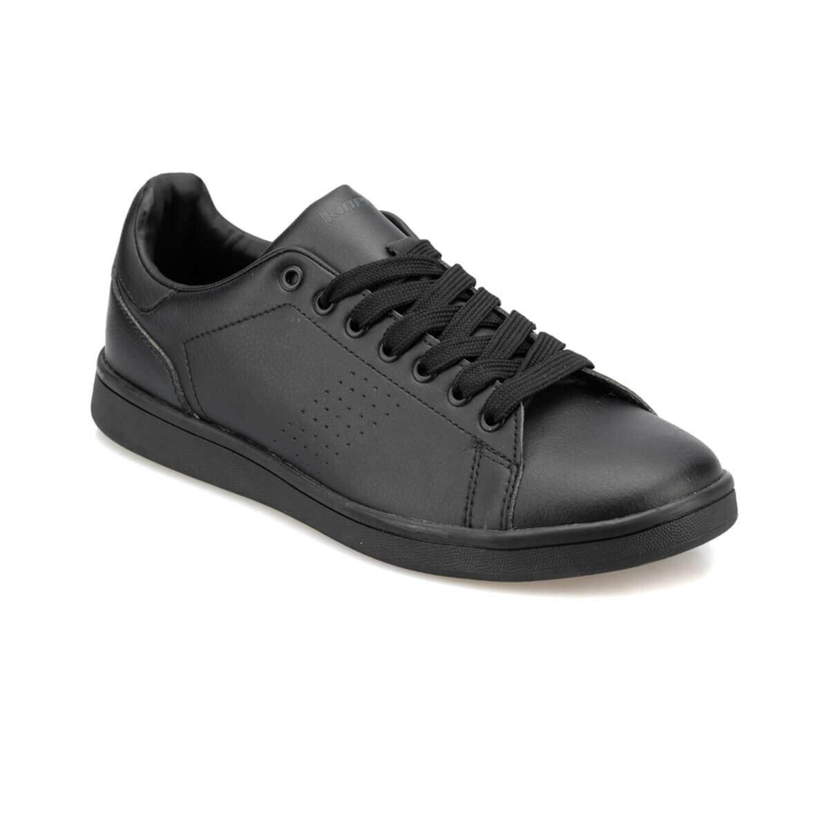 FLO Black White Shoes Men Sneakers Breathable Casual Male Walking Sport Shoes Мужские кроссовки PLAIN M 9PR KINETIX