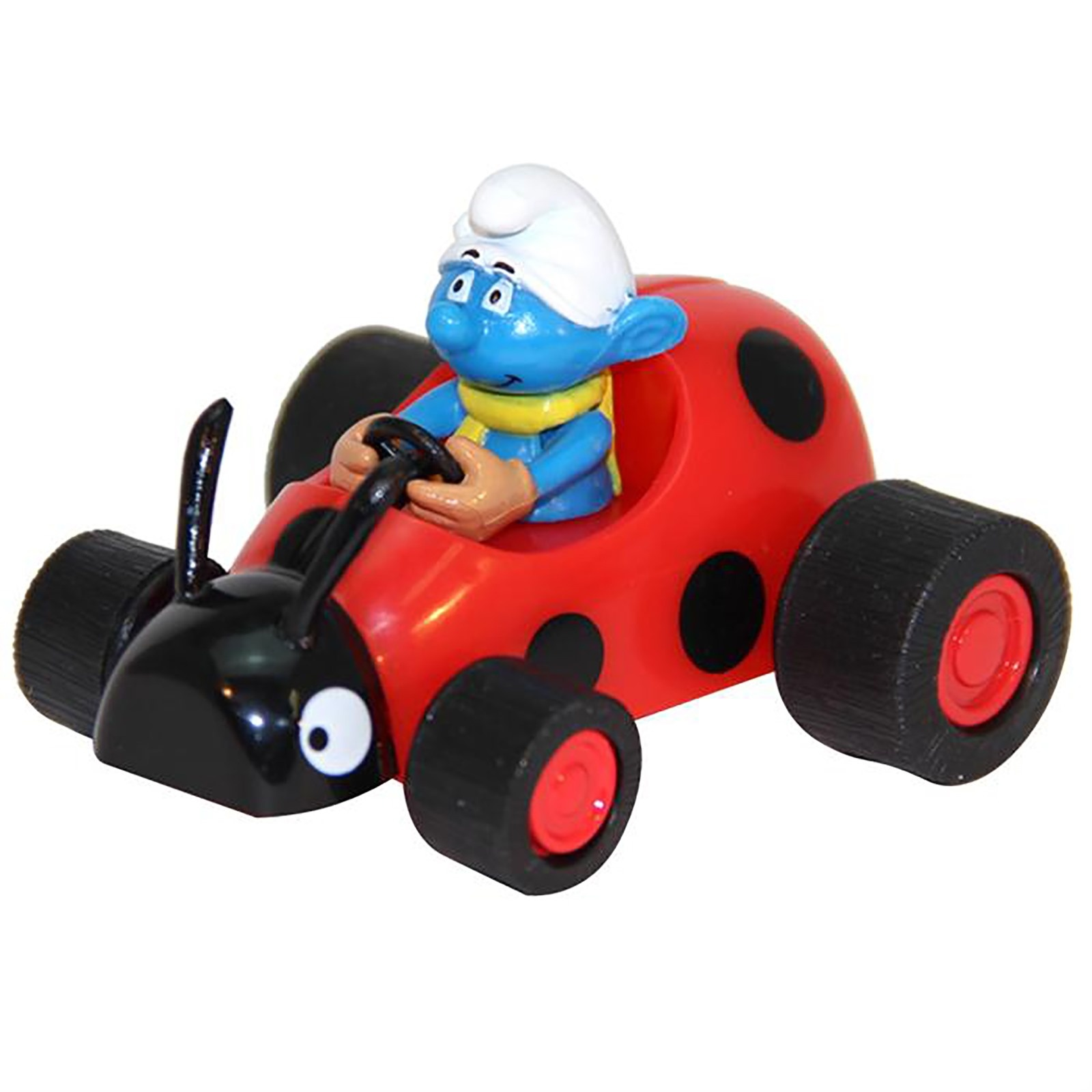 ebebek Neco Toys Smurfs Check - Drop Figured Vehicles