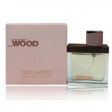 WOOD WOMAN EDP 50ML