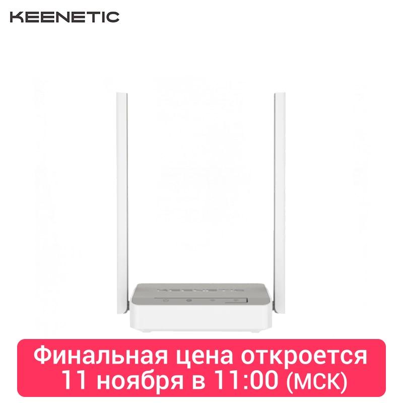 Беспроводной маршрутизатор Keenetic Start KN-1110