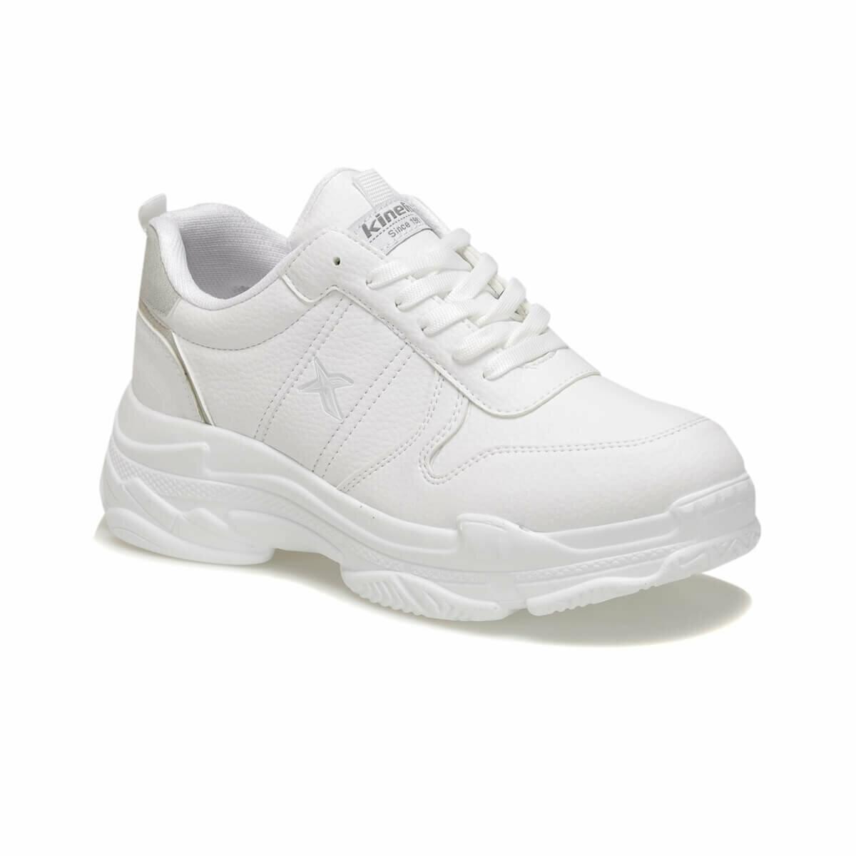 FLO CRIME 9PR White Male Shoes KINETIX
