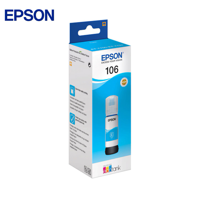 Epson ink container (Cyan (blue)) epson ink container cyan blue