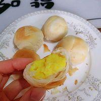 奶黄酥饼的做法图解28