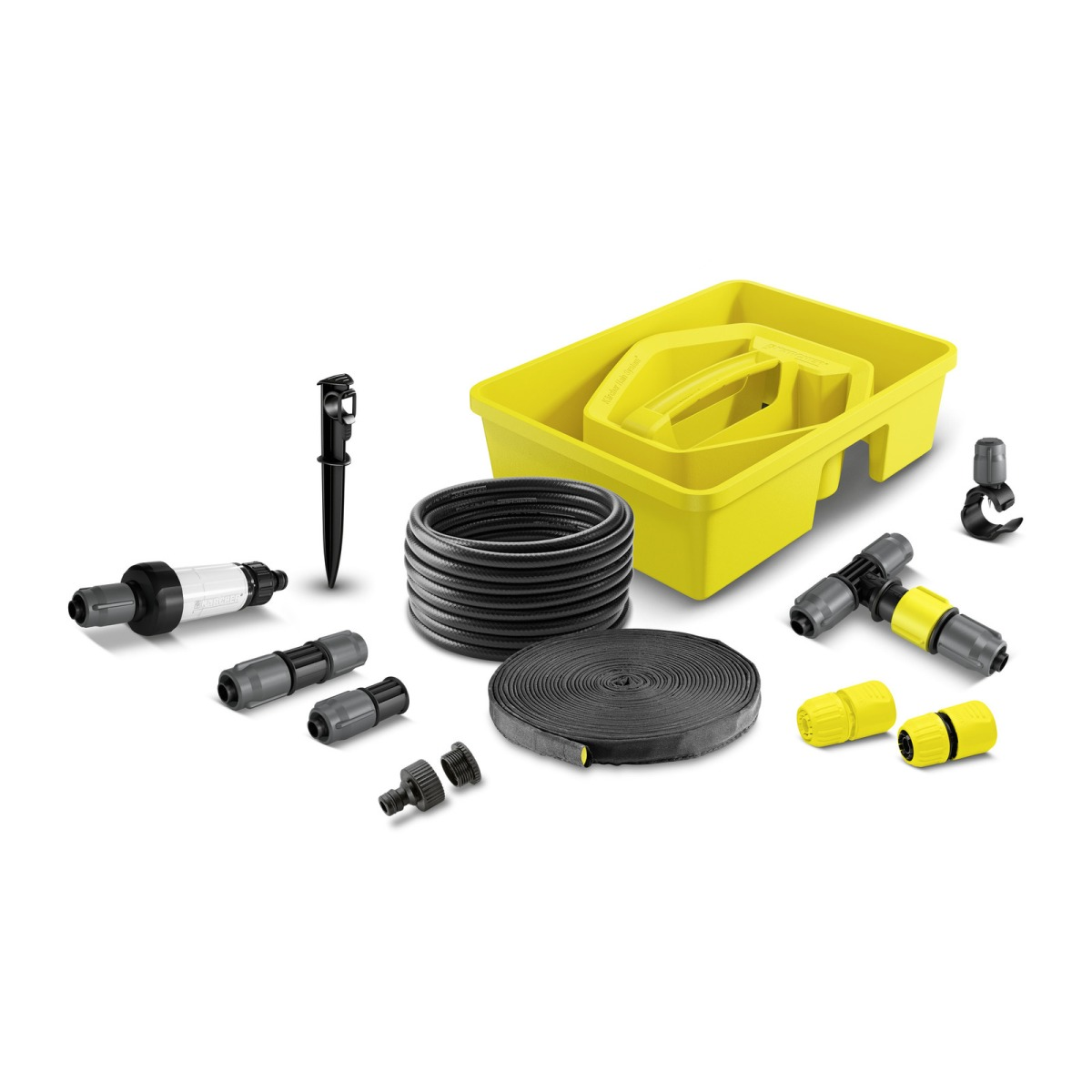 Set watering KARCHER Rain System (2.645-238) (15 m length, diameter 1/2 inch adjustable water pressure, excellent