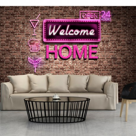 Photo Wallpaper-Welcome Home