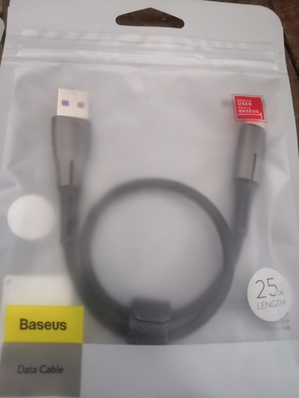 Baseus Type C Cable Smart Power off USB C Cable for Xiaomi 10 9t Quick Charge 3.0 Cable for Redmi Note 9s USB Type C Cable Cord|Mobile Phone Cables|   - AliExpress