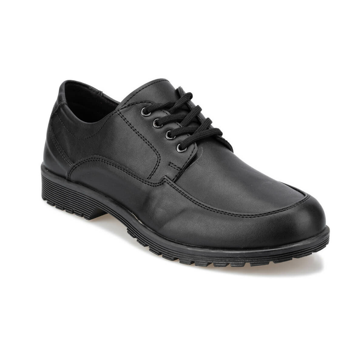 FLO 92.356082.M Black Male Shoes Polaris