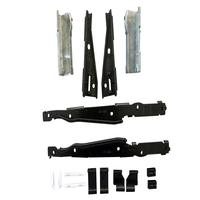 Bross BSR40+BSR530 16 Pieces Sunroof Repair Kit for X5 E53 and X3 E83 2000-2006