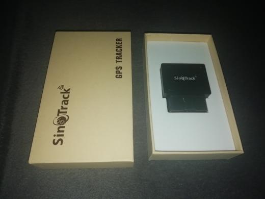 -- Dispositivo Rastreamento Software