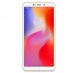 Xiaomi Redmi 6, wersja globalna, zespół 4G/LTE, Dual SIM, 3 twarde GB pamięci RAM, 64 bardzo ciężko GB pamięci wewnętrznej, 3000 mAh, (13,8 cm (spodnie 4