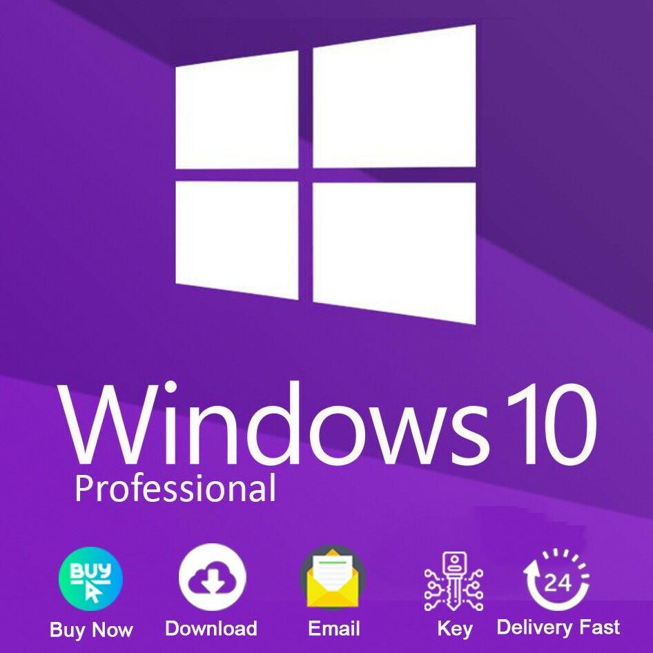 Windows 10 PRO PreActivated