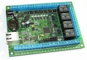 Многофункциональн ое  интернет реле (cетевой контроллер управления). MP712m Laurent-5