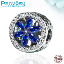 New Zircon Jewelry Making Fit Pandora Charms Silver 925 Original Bracelet 2020 Sterling Silver 925 Bead Charm Beads DIY For Gift new arrival 925 silver charms beads with colorful cz stone fit authentic pandora bracelet diy fashion jewelry making women gift