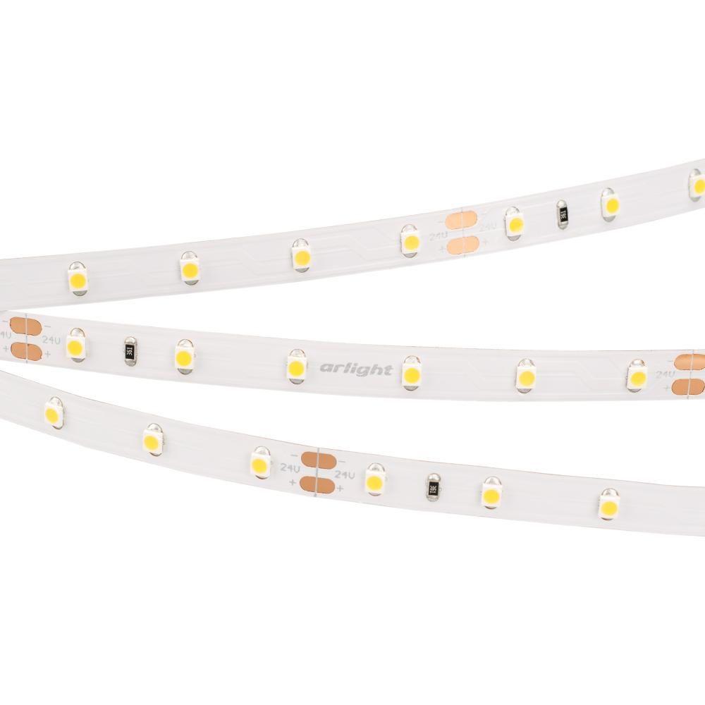 Bande LED RT 2-5000 24v white6000 (3528, 300 LED, Lux) 5 m Arlight 011504 (b)