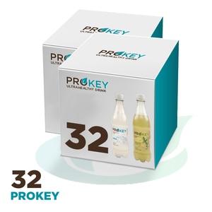 32 Prokey/Kombucha, pick flavors (32x500ml)