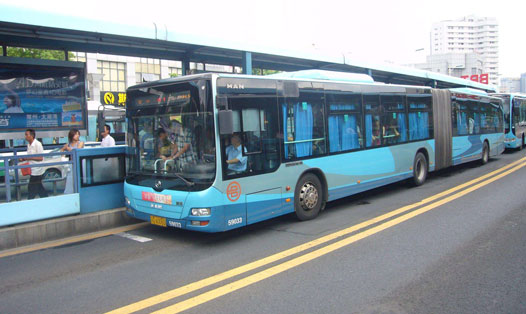 常州公交线路调整通知:仅保留部分BRT线路